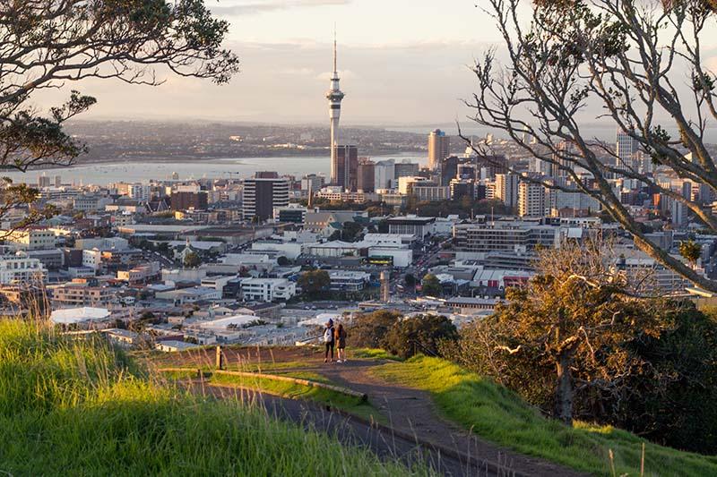 Cheap Holiday Destinations - Auckland, New Zealand
