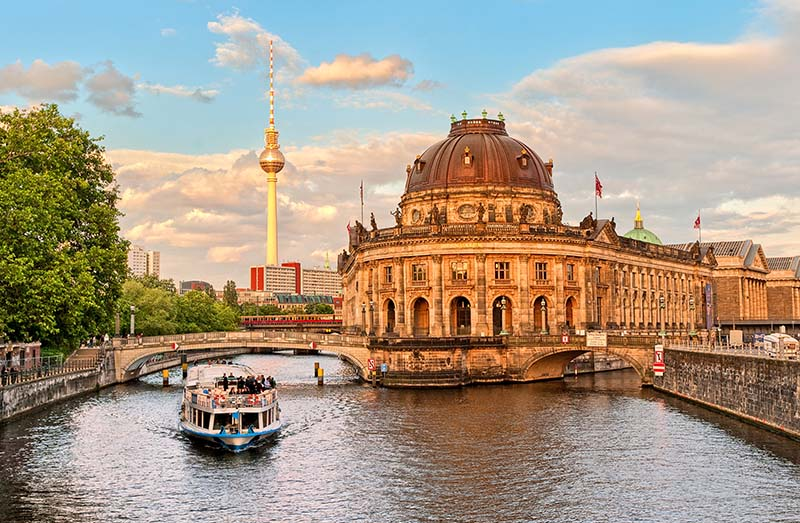 Cheap Holiday Destinations in Europe - Berlin, Germany