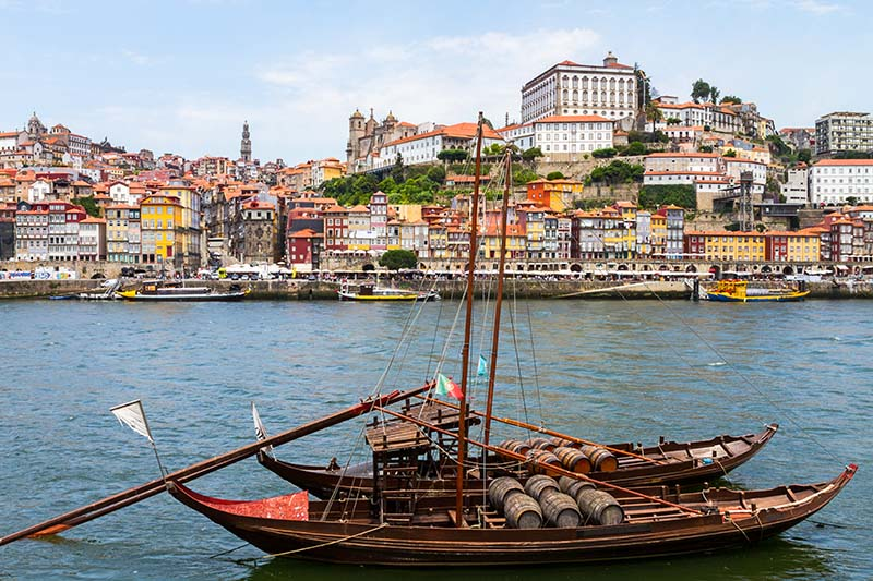 Cheap Holiday Destinations in Europe - Porto, Portugal