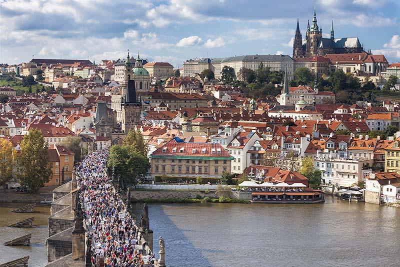 Cheap Holiday Destinations in Europe - Prague, Czech Republic