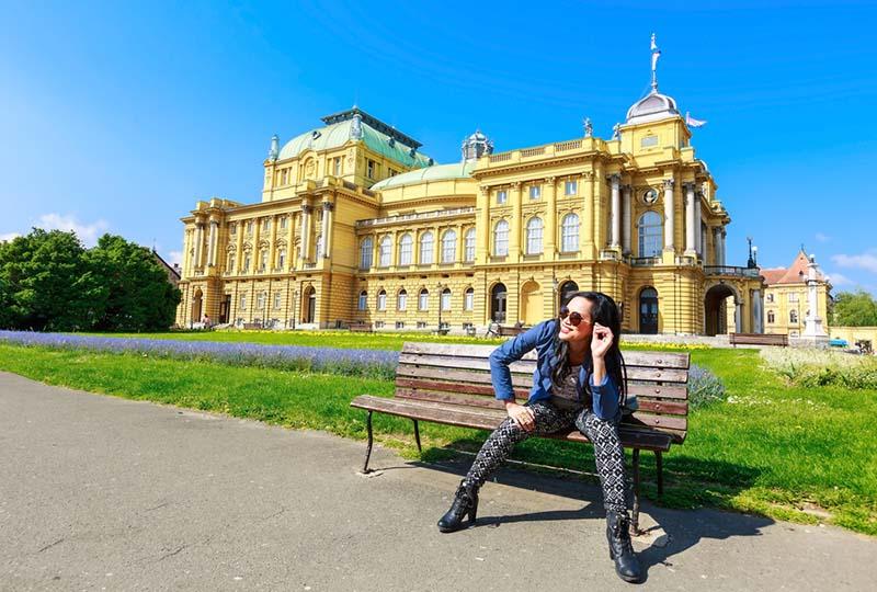 Cheap Holiday Destinations in Europe - Zagreb, Croatia