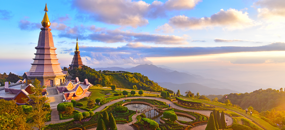Do Chiang Mai and Chiang Rai for Under ₹65,000