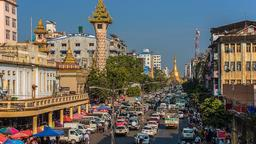 Find cheap flights from New Delhi to Yangon