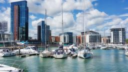 Find cheap flights to Southampton