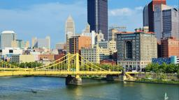Pittsburgh hotels near Roberto Clemente Bridge