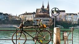 Find cheap flights from Ahmedabad to Basel