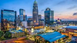 Find cheap flights from Hyderabad to North Carolina