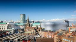 Find cheap flights from Mumbai to Birmingham