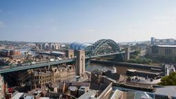 Find cheap flights to Newcastle upon Tyne