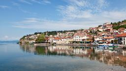 Hotels near Ohrid airport