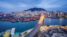 Find cheap flights from Mumbai to Busan