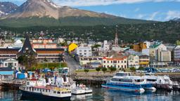 Find cheap flights to Ushuaia