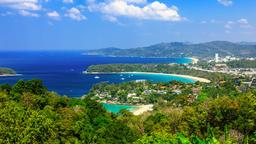 Find cheap flights from Singapore to Phuket City