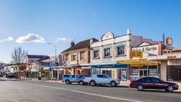 Cooma Hotels
