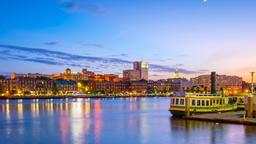 Find cheap flights from New Delhi to Savannah