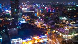 Ho Chi Minh City hotels in District 1 - Pham Ngu Lao, Consulates District