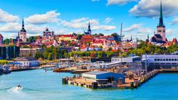 Find cheap flights from New Delhi to Estonia