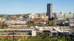 Find cheap flights to Sheffield