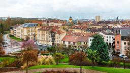 Hotels near Metz-Nancy-Lorraine airport