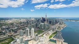 Find cheap flights to Toronto Pearson Airport
