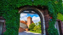 Krakow hotels near Wawel Castle