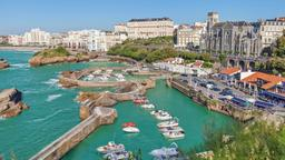 Hotels near Biarritz Parme airport