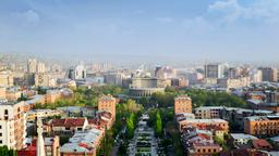 Find cheap flights from Mumbai to Yerevan