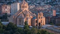 Yerevan hotels in Kentron