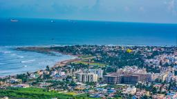 Find cheap flights from Singapore to Visakhapatnam