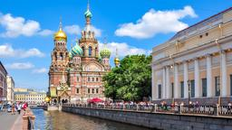 Find cheap flights from Ahmedabad to Saint Petersburg