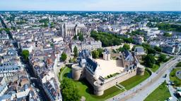 Find cheap flights to Nantes