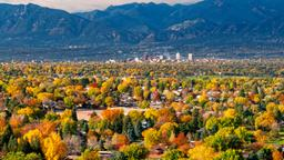 Colorado Springs hotels in Anderosa