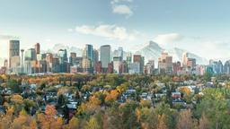 Find cheap flights to Calgary
