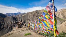 Find cheap flights from Krakow to Leh