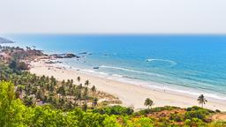 Find cheap flights from Saint Petersburg to Goa