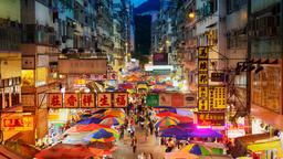 Find cheap flights from Amritsar to Hong Kong