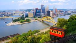 Pittsburgh hotels near Benedum Center