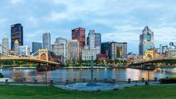Find cheap flights from Chennai to Pittsburgh