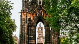 Find cheap flights to Edinburgh