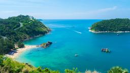 Find cheap flights from Hyderabad to Phuket