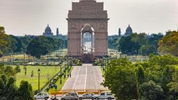 Find cheap flights from Waco to New Delhi