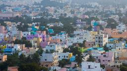 Find cheap flights from Chennai to Madurai