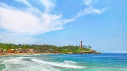 Find cheap flights from the United States to Thiruvananthapuram