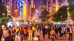 Find cheap flights to Shanghai