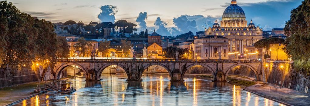 Re Di Roma Rooms