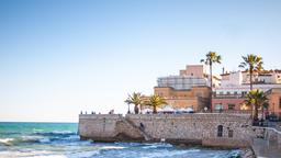Find cheap flights to Sitges