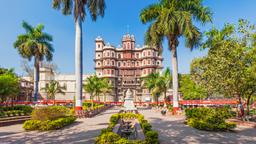 Find cheap flights from Calgary to Indore