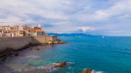 Find cheap flights to Antibes