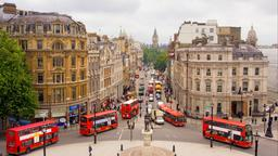 Find cheap flights from Edinburgh to London
