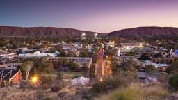Hotels near Alice Springs airport